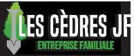 Les cèdres JF logo